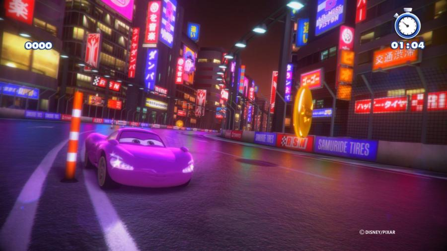 Rush - A Disney Pixar Adventure Screenshot 4