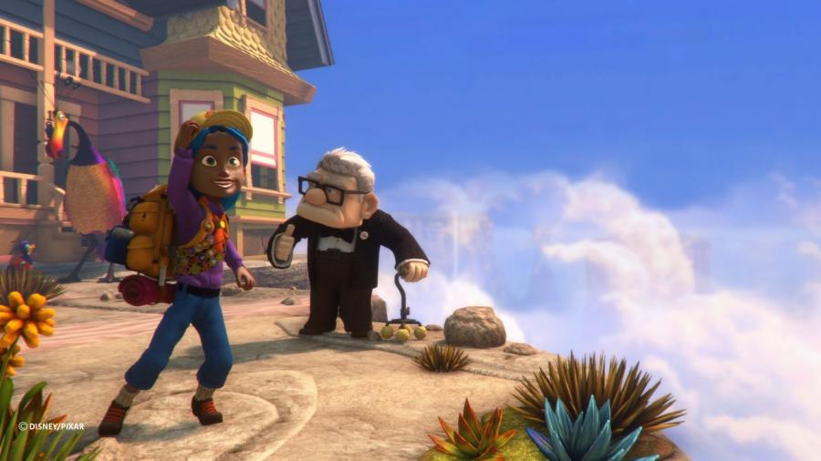 Rush - A Disney Pixar Adventure Screenshot 5