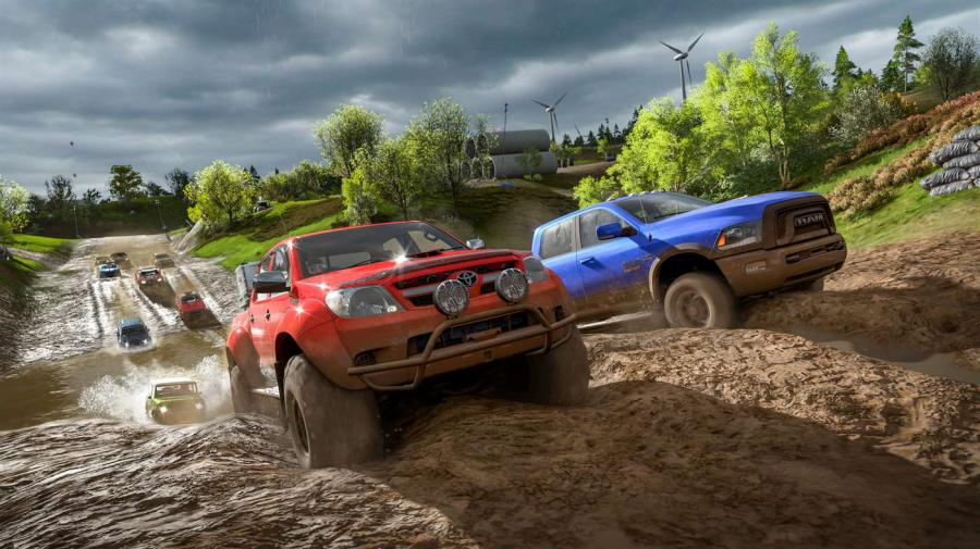 Forza Horizon 4 (Xbox One / Windows 10) Screenshot 8