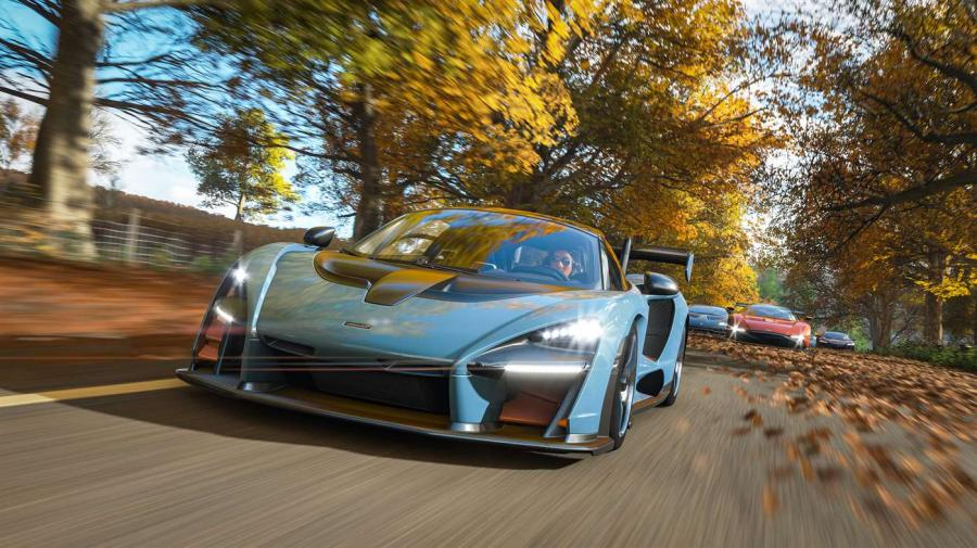 Forza Horizon 4 (Xbox One / Windows 10) Screenshot 3