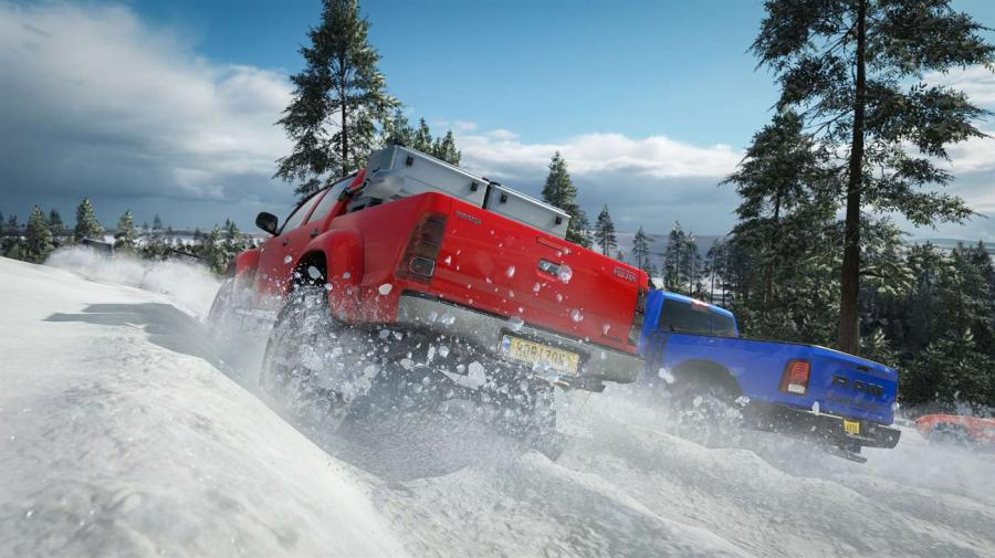 Forza Horizon 4 (Xbox One / Windows 10) Screenshot 4