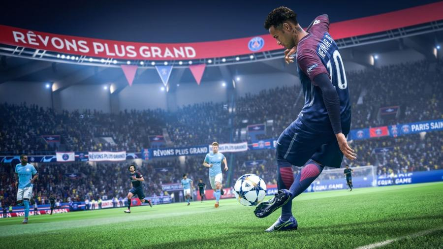 FIFA 19 (English only) Screenshot 1