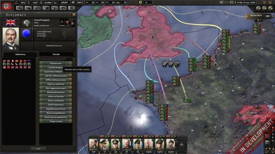 Hearts of Iron IV - Colonel Edition Screenshot 2