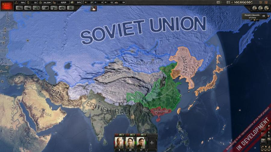 Hearts of Iron IV - Colonel Edition Screenshot 8