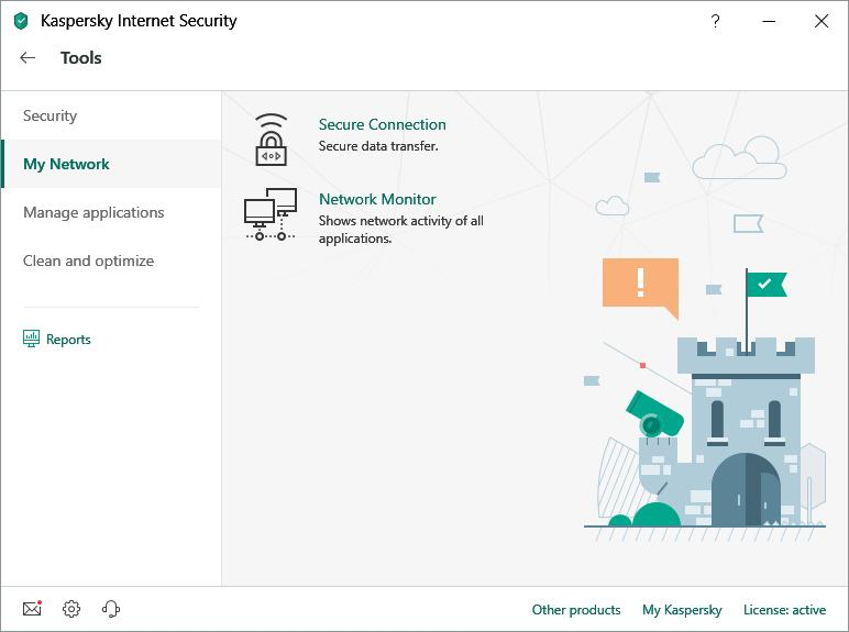 Kaspersky Internet Security Multi-Device 2019 (1 User / 1 Year) Screenshot 3