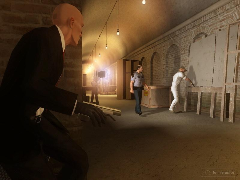 Hitman Blood Money Screenshot 3