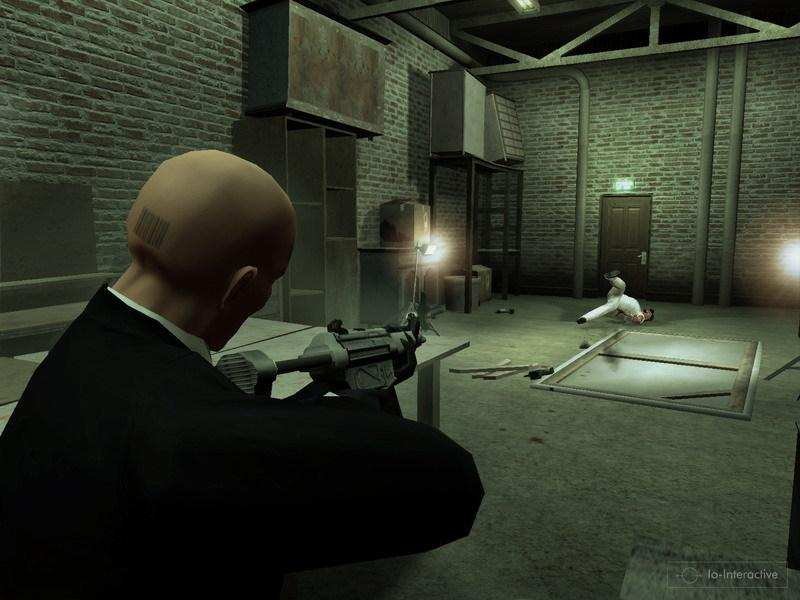 Hitman Blood Money Screenshot 5