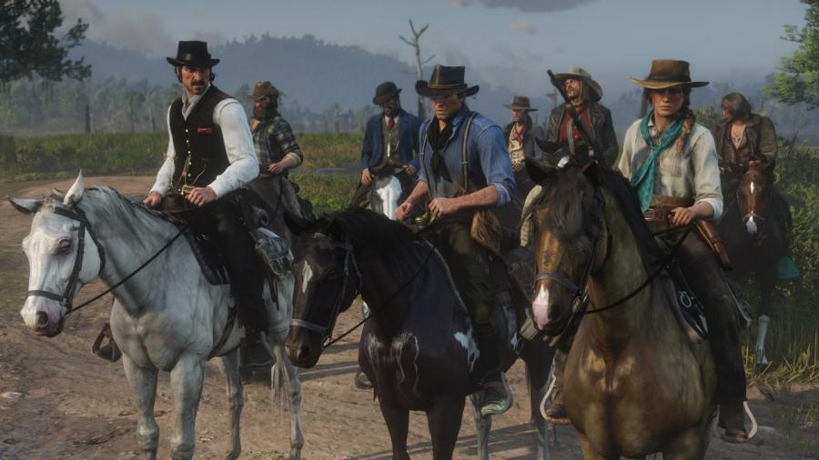 Red Dead Redemption 2 - Xbox One Código de Descarga Screenshot 7