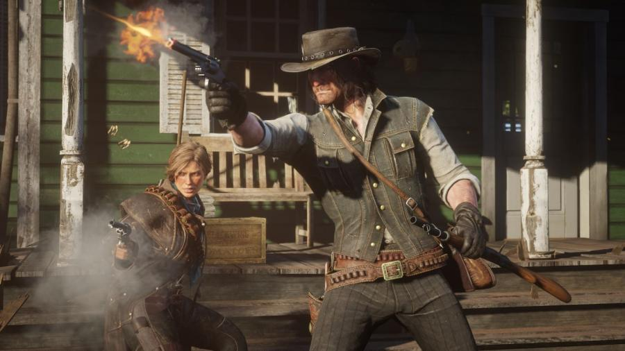 Red Dead Redemption 2 - Xbox One Código de Descarga Screenshot 2