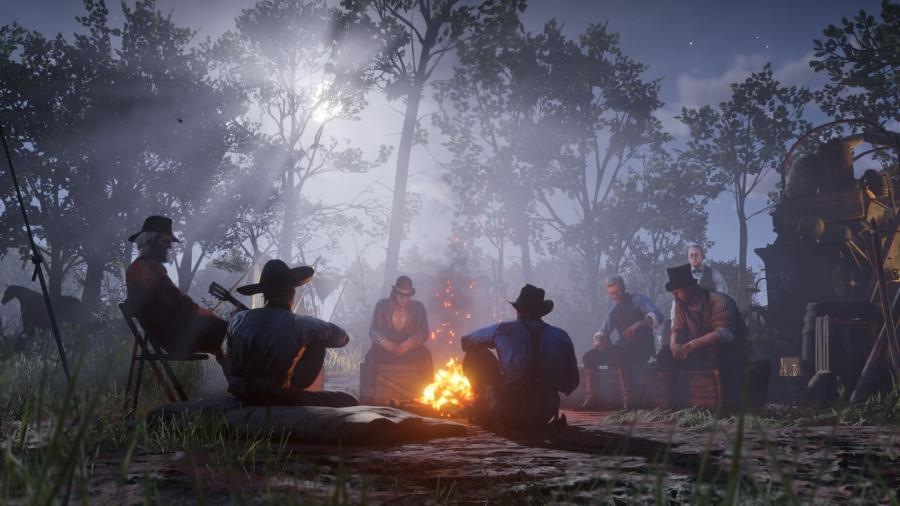 Red Dead Redemption 2 - Xbox One Código de Descarga Screenshot 1