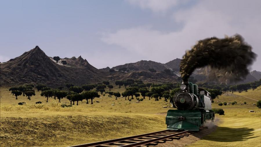 Railway Empire - Crossing the Andes (DLC) Screenshot 2