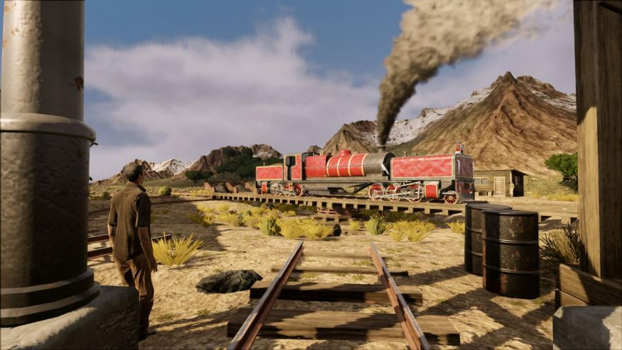 Railway Empire - Crossing the Andes (DLC) Screenshot 4