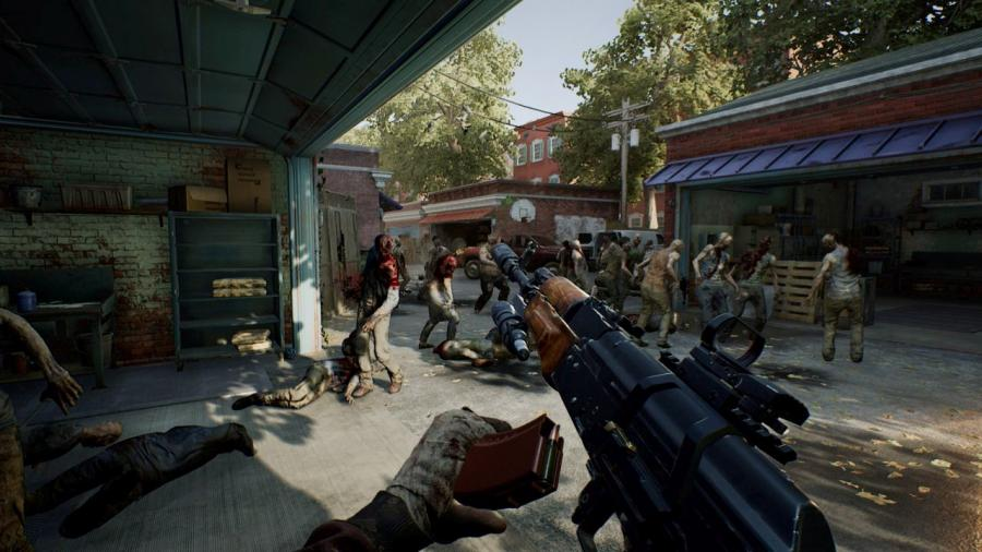 Overkill's The Walking Dead - Deluxe Edition Screenshot 1