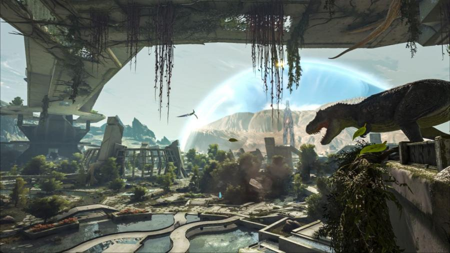 ARK Survival Evolved - Extinction (DLC) Screenshot 2