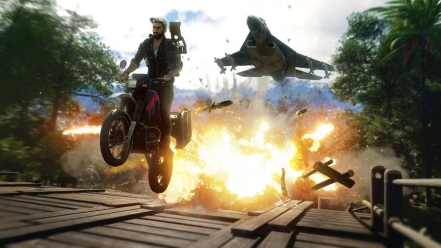 Just Cause 4 - Gold Edition (Xbox One Download Code) Screenshot 1