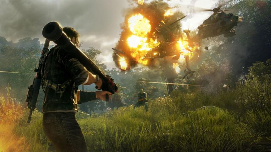 Just Cause 4 - Gold Edition (Xbox One Download Code) Screenshot 2