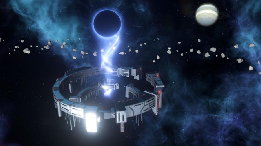 Stellaris - MegaCorp (DLC) Screenshot 1