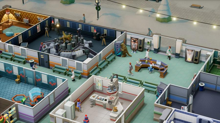 Two Point Hospital - Bigfoot (DLC) Screenshot 9