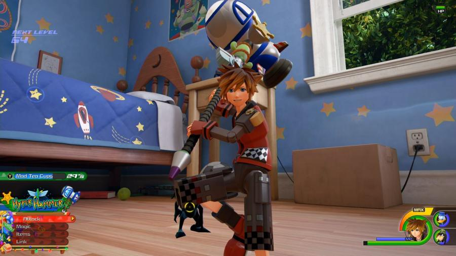 Kingdom Hearts III - Xbox One Código de Descarga Screenshot 3