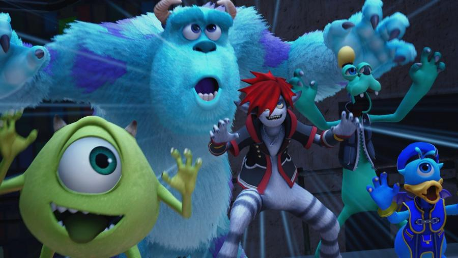 Kingdom Hearts III - Xbox One Código de Descarga Screenshot 5