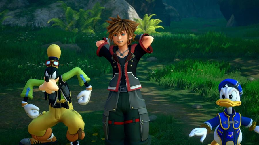 Kingdom Hearts III - Xbox One Código de Descarga Screenshot 2