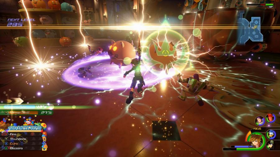 Kingdom Hearts III - Xbox One Código de Descarga Screenshot 4
