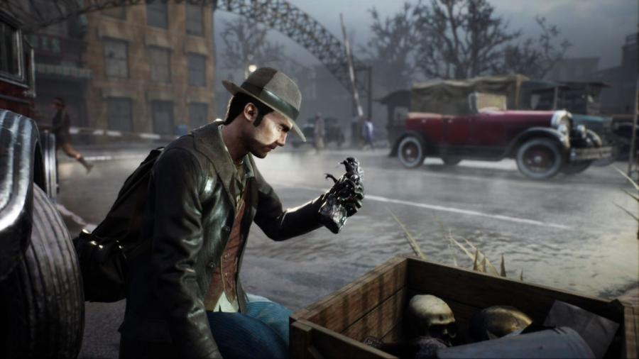 The Sinking City Screenshot 2