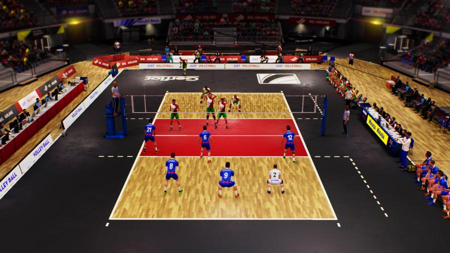 Spike Volleyball Screenshot 2