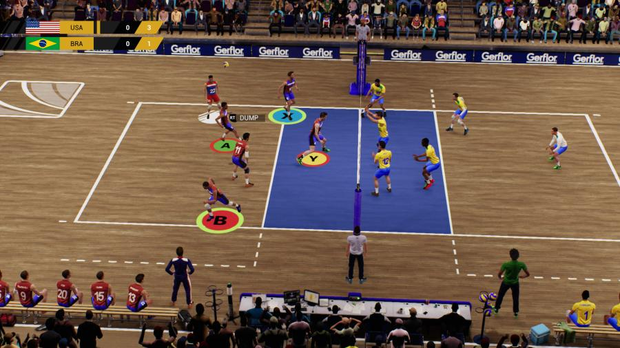 Spike Volleyball Screenshot 6