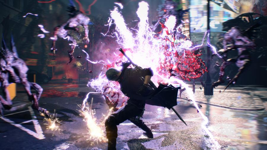 Devil May Cry 5 - Deluxe Edition Screenshot 3