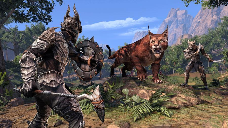 The Elder Scrolls Online - Elsweyr (Standard Edition) Screenshot 6