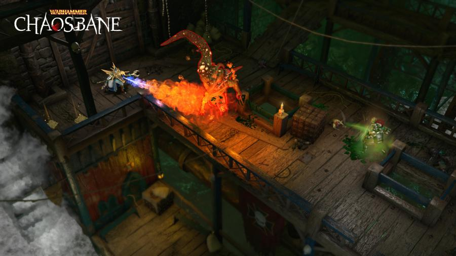 Warhammer Chaosbane Screenshot 5