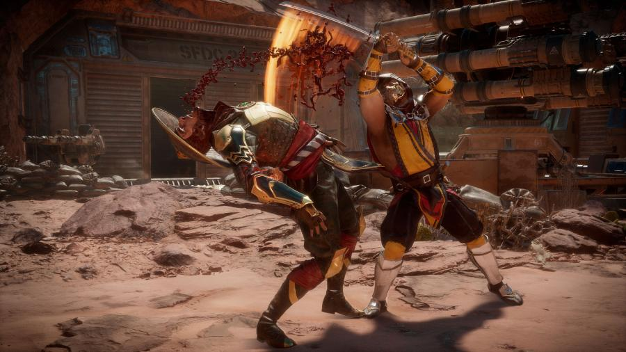 Mortal Kombat 11 - Premium Edition Screenshot 2