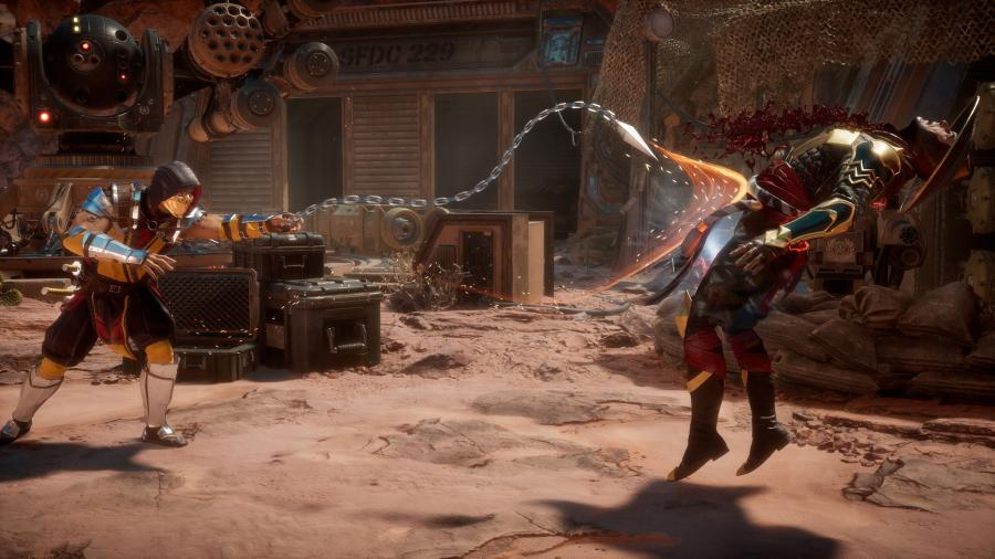 Mortal Kombat 11 - Premium Edition Screenshot 6