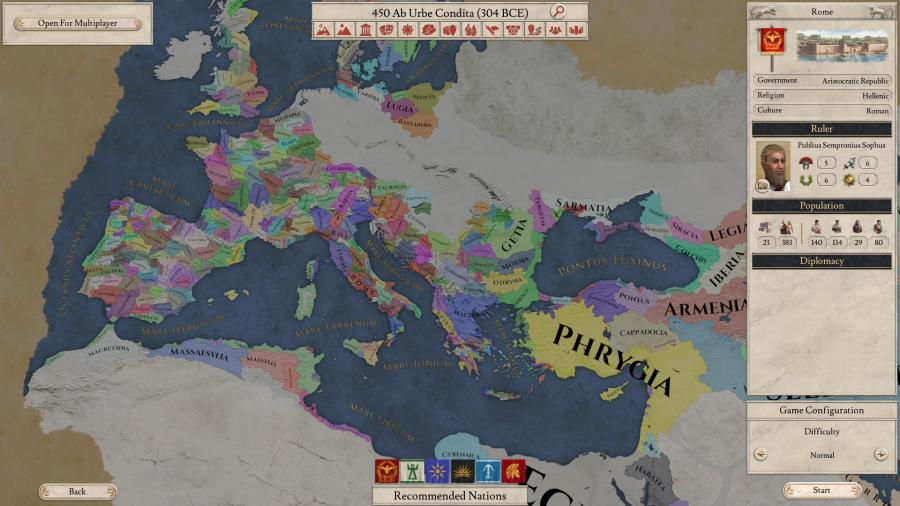 Imperator Rome Screenshot 3