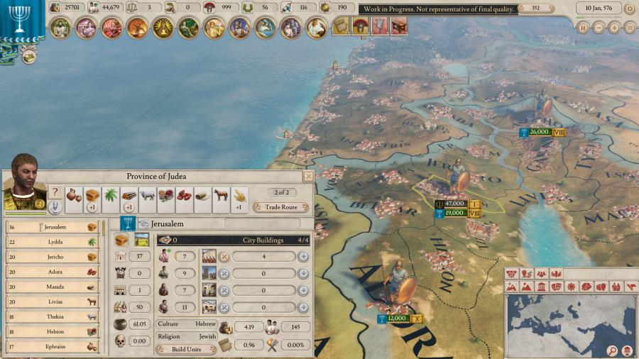 Imperator Rome Screenshot 2
