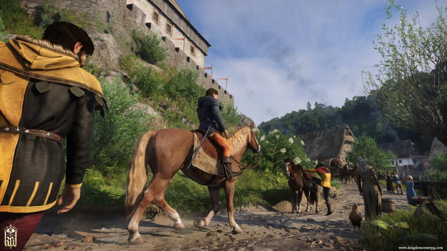 Kingdom Come Deliverance - Game of the Year Edition Screenshot 6
