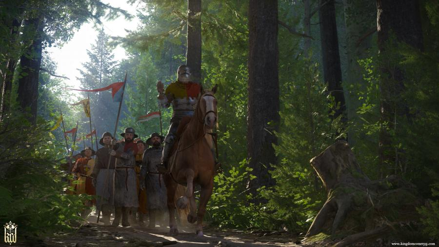 Kingdom Come Deliverance - Game of the Year Edition Screenshot 9