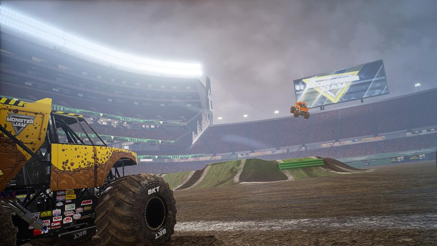 Monster Jam Steel Titans Screenshot 4