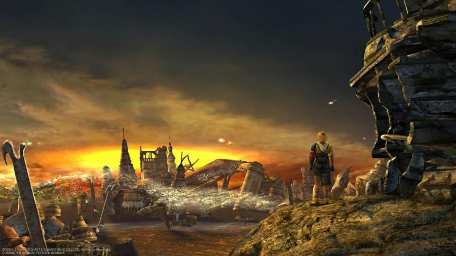 Final Fantasy X/X-2 HD Remaster - Xbox One Código de Descarga Screenshot 6