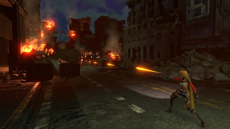 Contra - Rogue Corps Screenshot 2