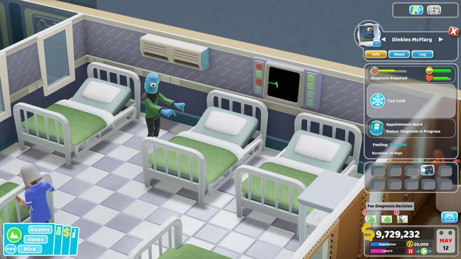 Two Point Hospital - Close Encounters (DLC) Screenshot 4