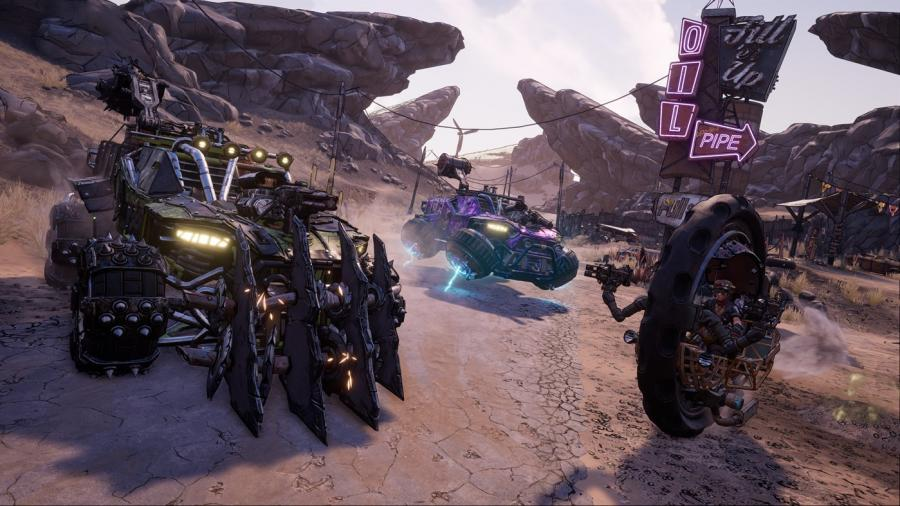 Borderlands 3 - Xbox One Código de Descarga Screenshot 4