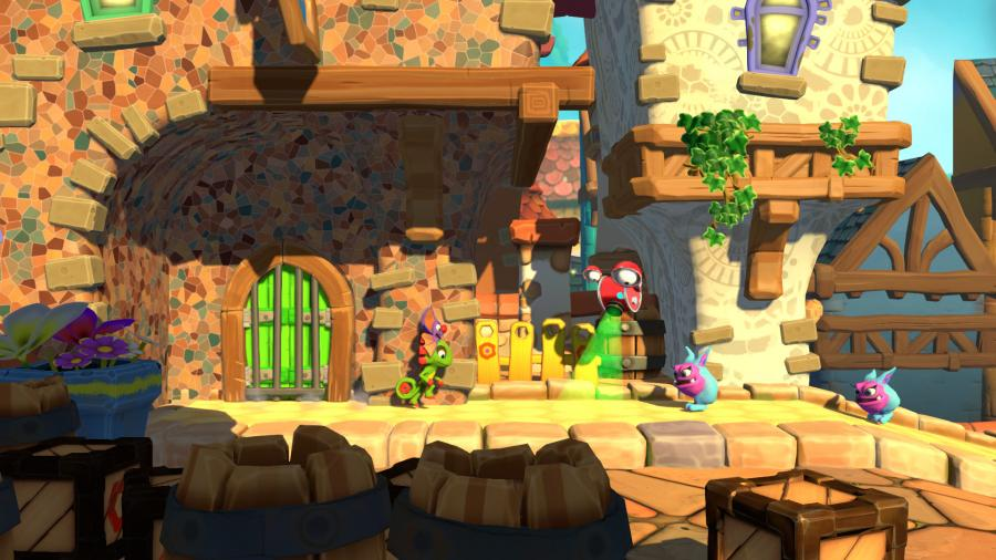 Yooka-Laylee and the Impossible Lair Screenshot 4
