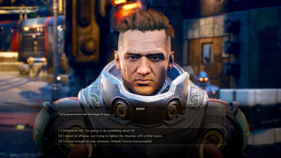 The Outer Worlds - Epic Games Store Key Screenshot 3