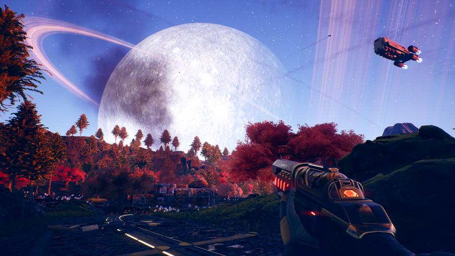 The Outer Worlds - Epic Games Store Key Screenshot 4