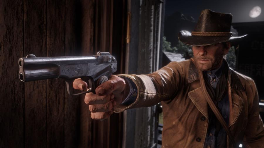 Red Dead Redemption 2 (PC Version) Screenshot 7