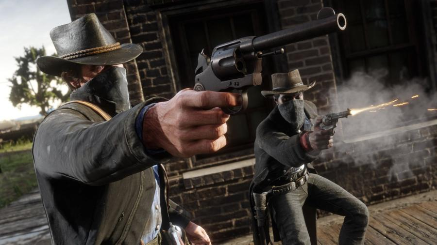 Red Dead Redemption 2 (PC Version) Screenshot 6