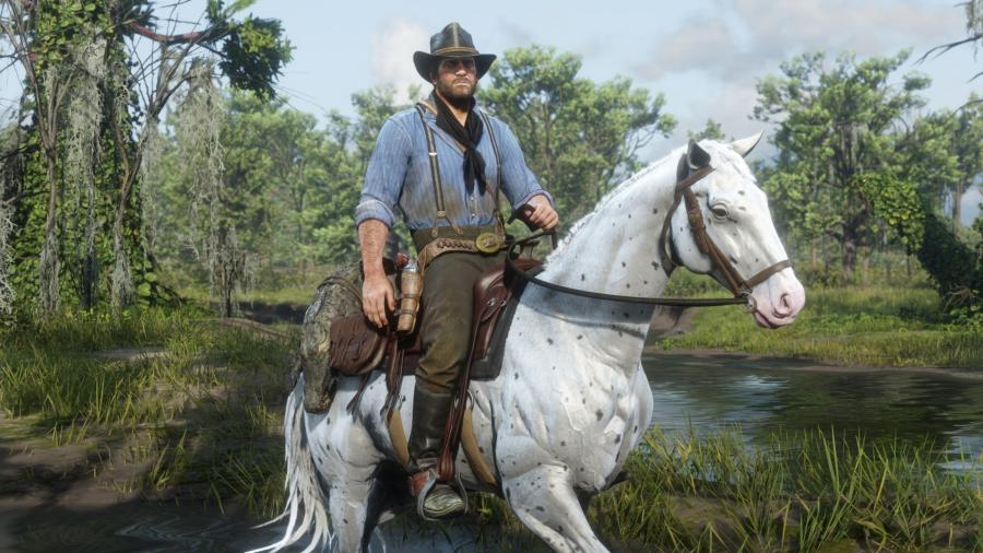 Red Dead Redemption 2 (PC Version) Screenshot 8