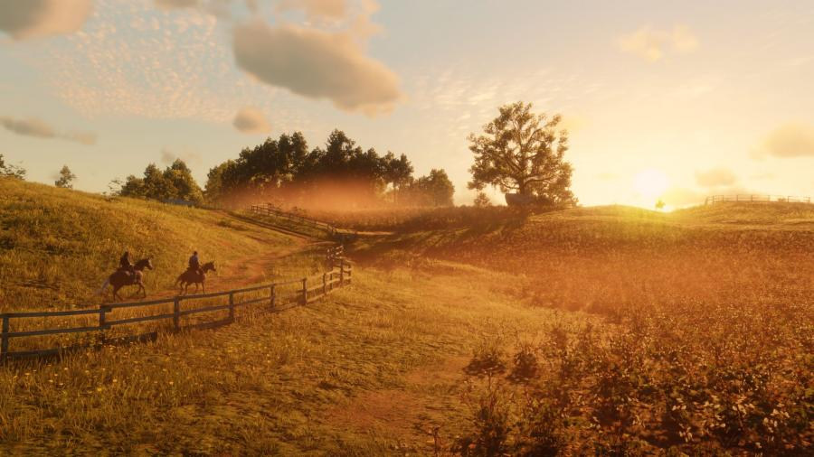 Red Dead Redemption 2 (PC Version) Screenshot 2